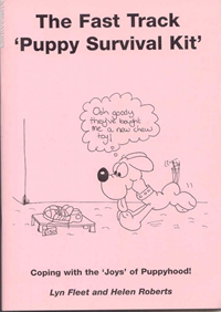 puppy survival booklet